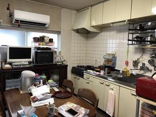 リビングキッチン 施工前.jpg